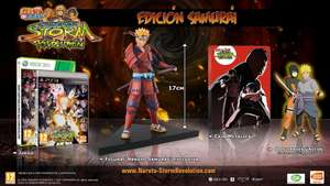 Naruto Shippuden : ultimate Ninja storm revolution - Edition collector Ps3 et Xbox 360
