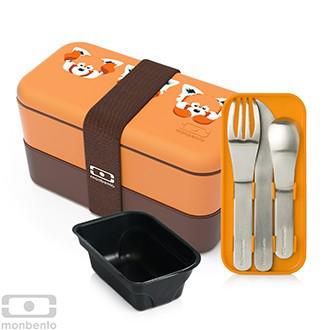 Bento Pack So cute avec couverts