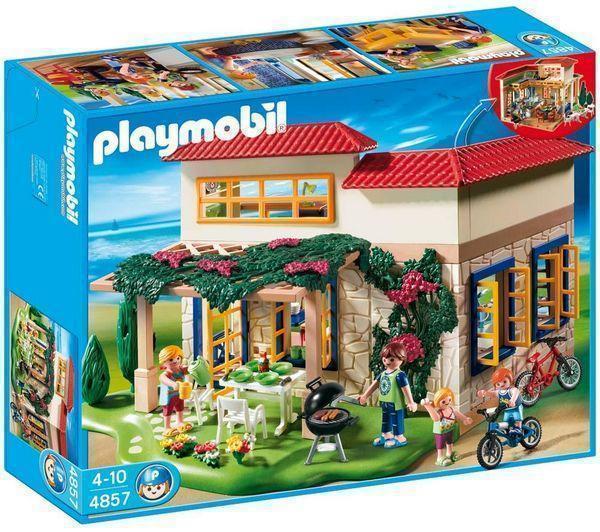 Jusqu'à 40% de réduction sur une sélection de Playmobil - Ex : Maison de campagne
