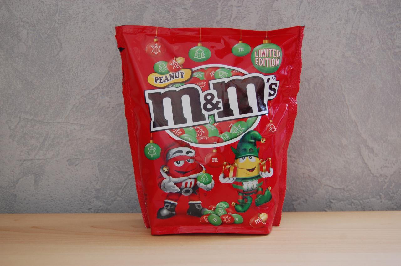 Paquet de M&M's 220 grammes