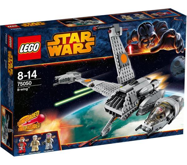 Jeux en promo - Ex : Lego Star Wars B Wing 75050