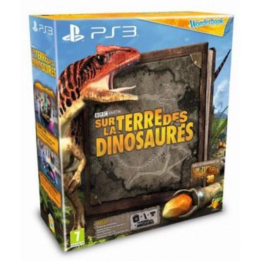"""Playstation Move + Webcam + Wonderbook + Jeu """"sur la terre des dinosaures"""" sur PS3"""