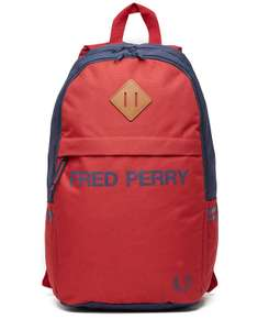 Sac à dos Fred Perry BackPack Rouge