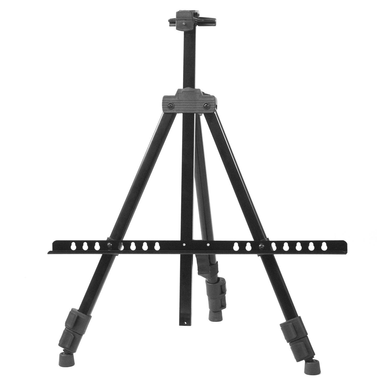 Trepied / chevalet téléscopique pour tableau blanc ou tableau