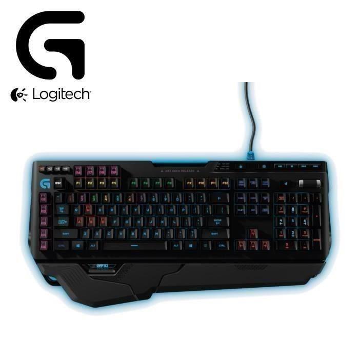 clavier gaming mécanique Logitech  G910 Orion Spark