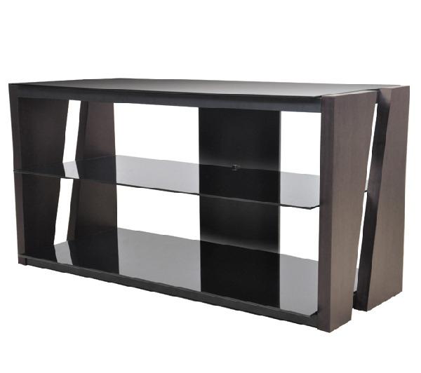Sélection de meubles télé en soldes - Ex : Meuble TV Ateca Liss - noir