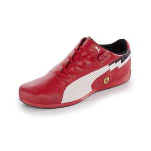 MAJ Chaussures Sneakers Puma Evo Speed Ferrari  rouges ou noires