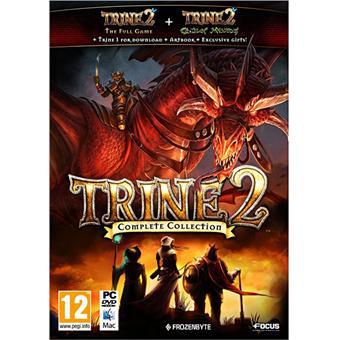 Jeu Trine 2 Complete Edition (inclus Trine 1) sur PC