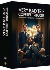 Coffret DVD Very Bad Trip