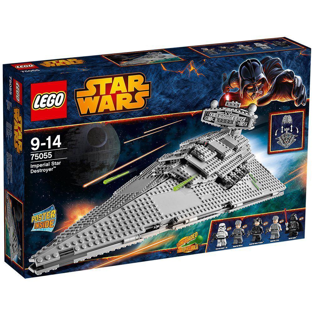 Lego Star Wars - 75055 - Imperial Star Destroyer