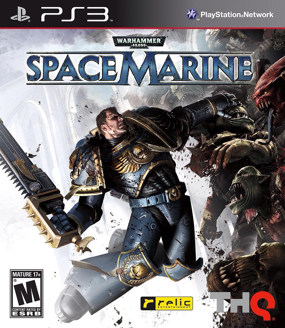 Jeu Warhammer 40.000 - Space Marine sur PS3