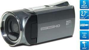 Camescope Compact  Best Buy Easy Snap  HD20 720 pixels  - 5 Mpix
