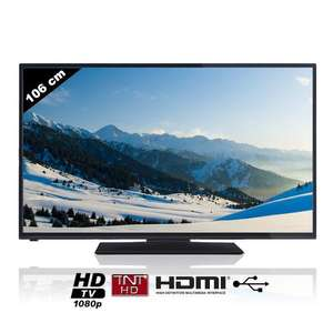 "TV 42"" Continetal Edison - LED - Full HD"