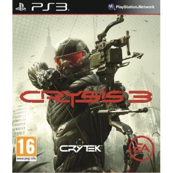 Jeu Crysis 3 sur PS3