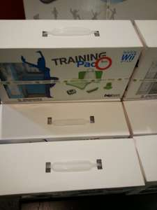 Pack d'accessoires Wii Fit BigBen Training Pack