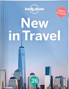 """Ebook Lonely Planet """"New in Travel 2015"""" gratuit"""