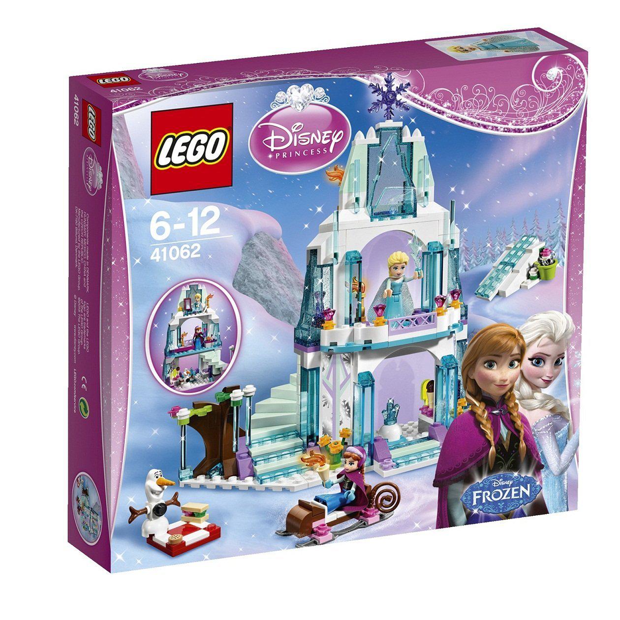 Lego Disney Princess 41062 : Le Palais de glace d'Elsa