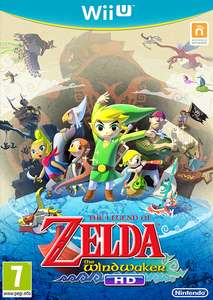The Legend of Zelda: The Wind Waker HD sur Wii U