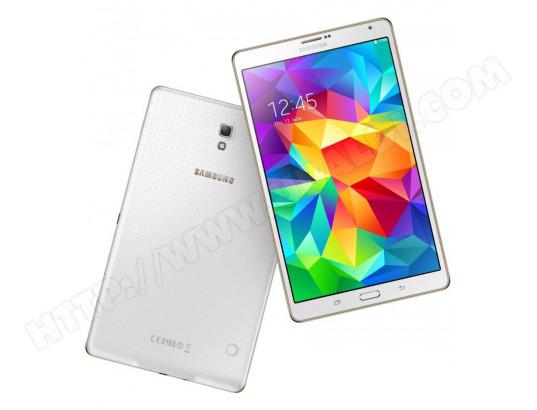 """Tablette Samsung Galaxy Tab S 8"""" Wifi 16 Go - Blanche (avec ODR 50€)"""