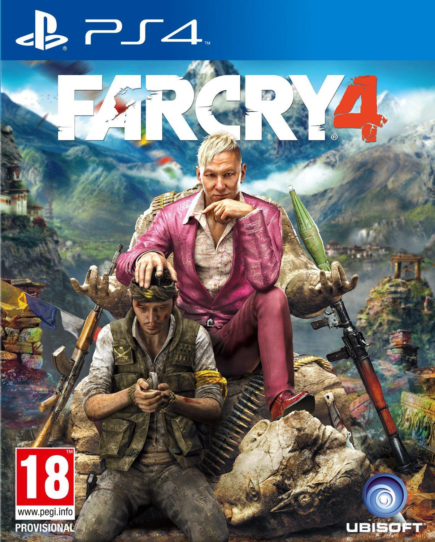 1 jeu au choix parmi 4 jeux PS4 (Dématérialisé - nécessite compte PSN US)