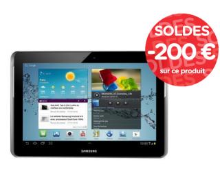 "Tablette 10.1"" Samsung Galaxy Note - 16 Go - Wifi - Gris"