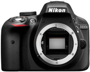 Appareil photo Reflex Nikon D3300 nu