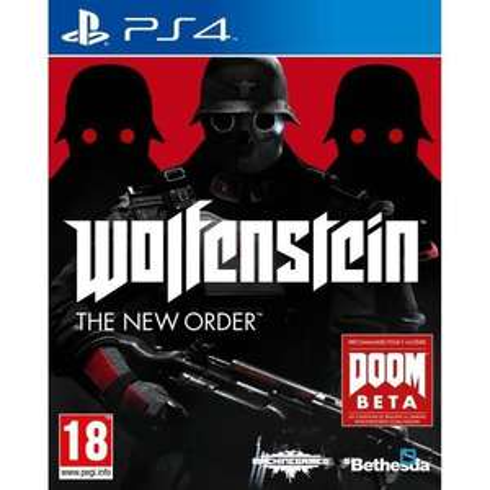 Wolfenstein: The new order sur PS4