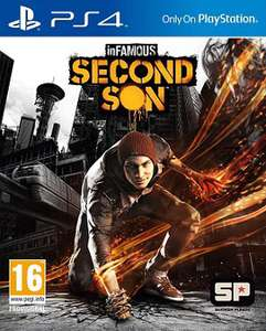 Jeu Infamous Second Son sur PS4