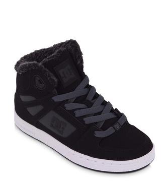 jusqu'à 60% sur la marque DC shoes (Enfant/Ado)  -  Ex : Baskets montantes Rebound Wnt pour enfant