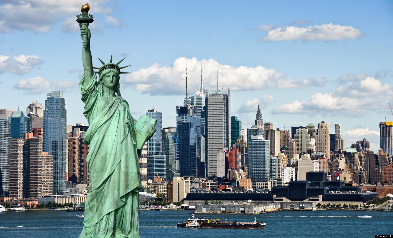 Vols A/R Paris <-> New York JFK --> Départ Mars / Retour Avril