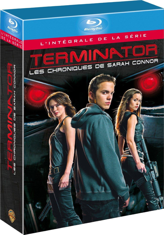 Coffret Blu Ray Terminator - The Sarah Connor Chronicles - Saison 1 et 2