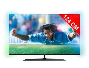 "TV 49"" Philips 49PUS7809 - 4K Ultra HD ambilight (avec ODR 100€)"