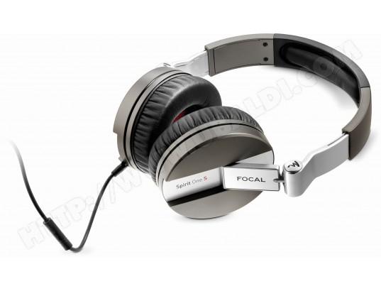 Casque Audio Focal Spirit One S