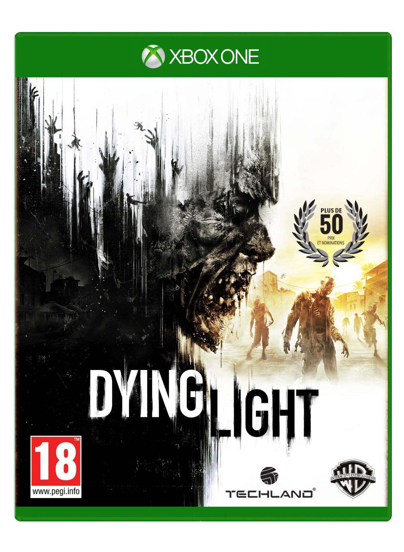 [Précommande] Jeu Dying light sur Xbox One