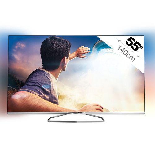 "TV 55"" Philips  55PFH6309 - 3D passive - Full HD - Smart TV- Ambilight"