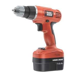 Perceuse sans fil EPC14CA 14.4V Black & Decker