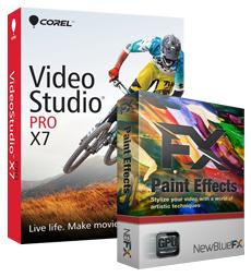 Logiciel Corel Video Studio Pro et Ultimate (version complète)