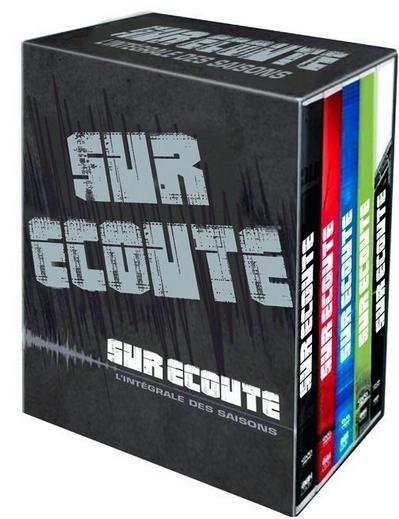 Coffret The Wire (Sur écoute) l'intégrale en DVD