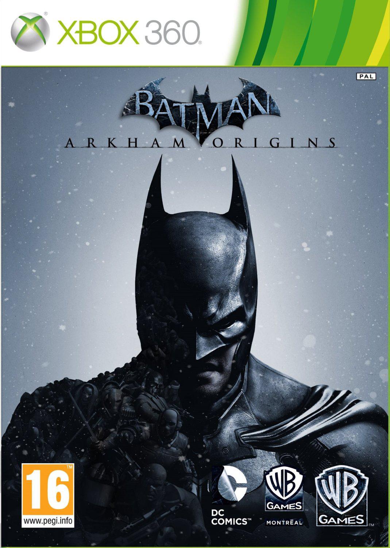 Jeu Batman Arkham Origins sur Xbox 360