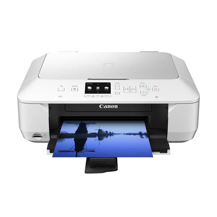 imprimante Canon Pixma MG6450 + ses 5 cartouches d'encre