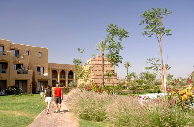Séjour 7j tout compris au Club Marmara Madina 4 à Marrakech