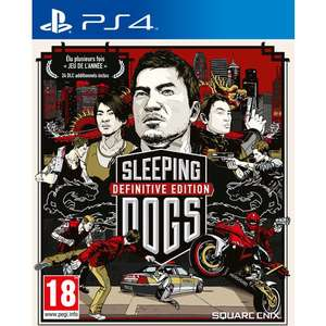 Sleeping Dogs - Definitive Edtion sur PS4