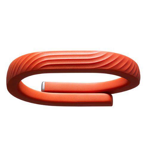 Bracelet connecté JawBone Up24 (Couleur Persimmon)