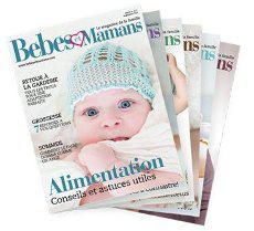 Magazine Digital Bébés et Mamans  offert