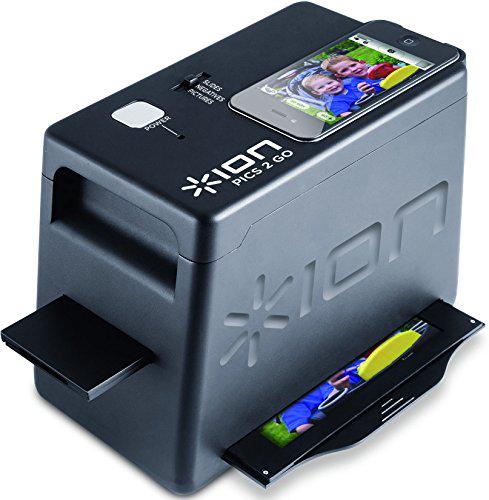 Scanner à plat Ion Pics 2 Go pour iPhone 4 / 4S