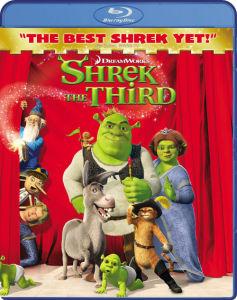 Blu-Ray Shrek 3