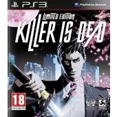 Killer is dead limited édition  sur PS3/360