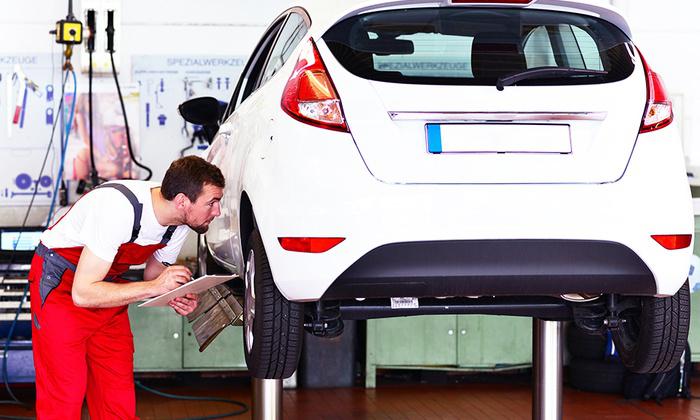 Contrôle technique automobile au centre Autosur AGM Contrôle