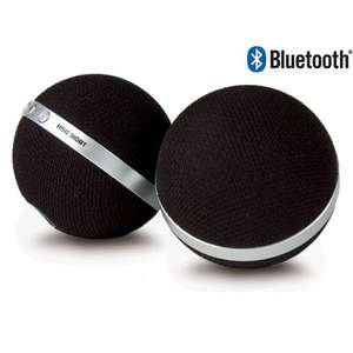 Pack de 2 mini enceintes Bluetooth Caliber HSG310BT