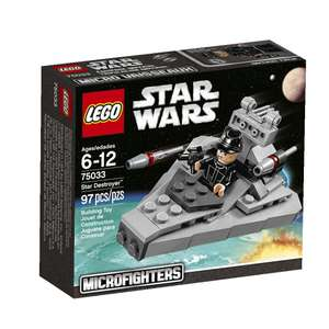 -50% sur une sélection de Lego - Ex: Lego Star Wars 75033 Star Destroyer